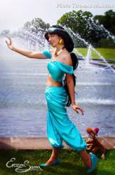 Jasmine Cosplay - Dokomi 2014