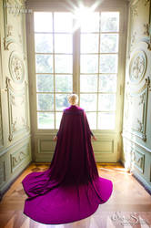 Don't let them in - Elsa Cosplay