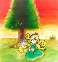The Tree Where She Sleeps by DreamyDawn65