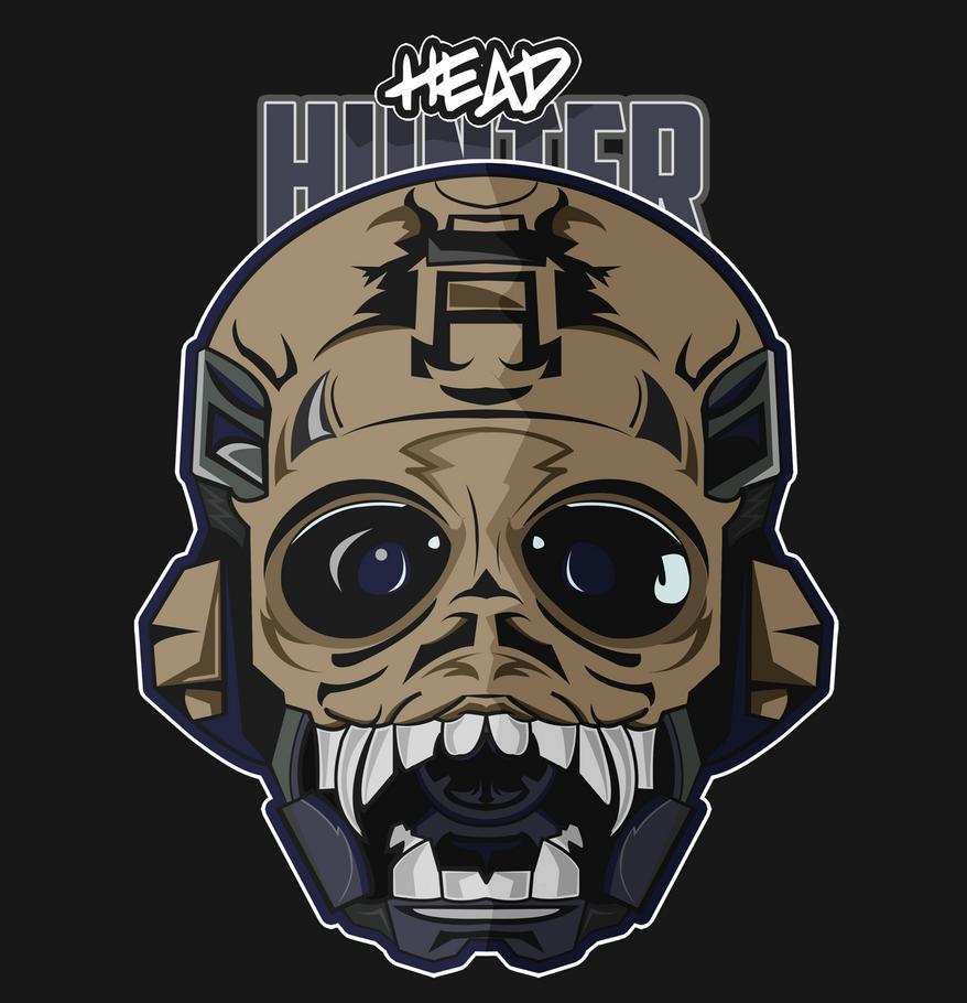 Call of Duty: Advanced Warfare Head Hunter Helmet by ...