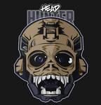 Call of Duty: Advanced Warfare Head Hunter Helmet by Syndrome-X