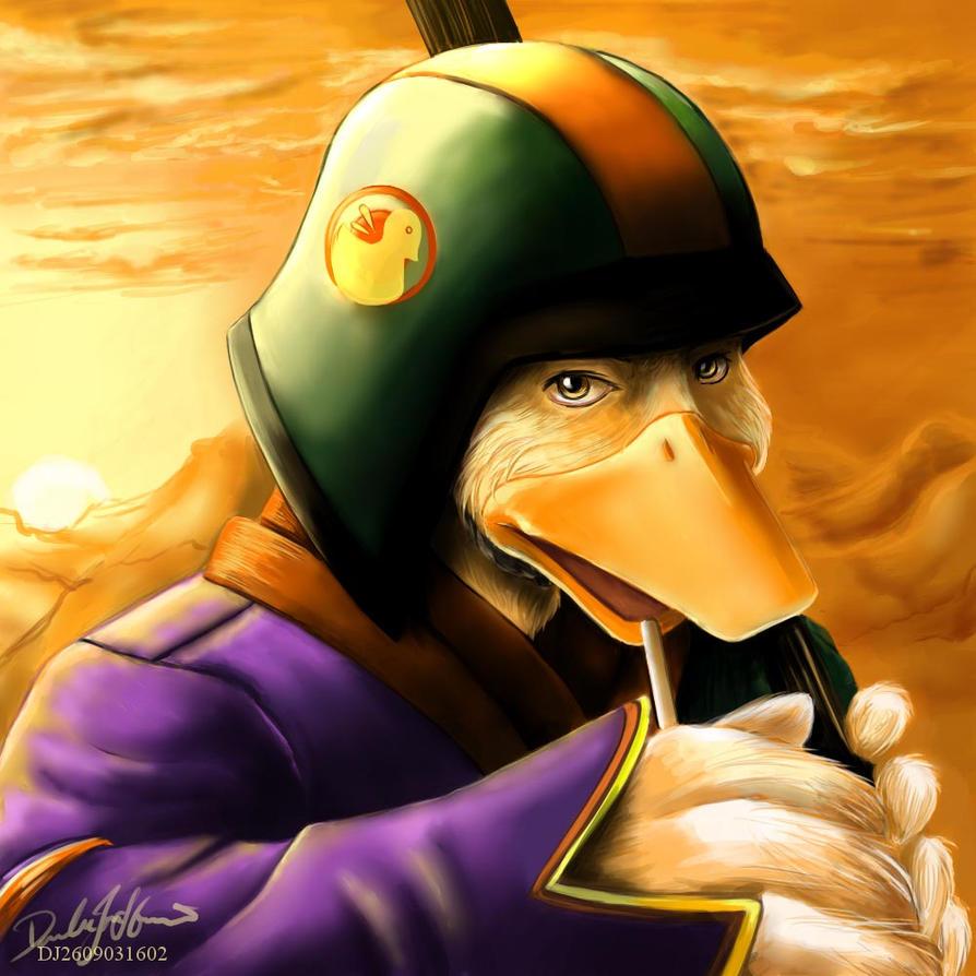 Suikoden III Sgt. Joe by djmidori