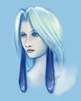 Suikoden IV - Mermaid Lilin by djmidori
