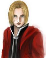Edward Elric by djmidori