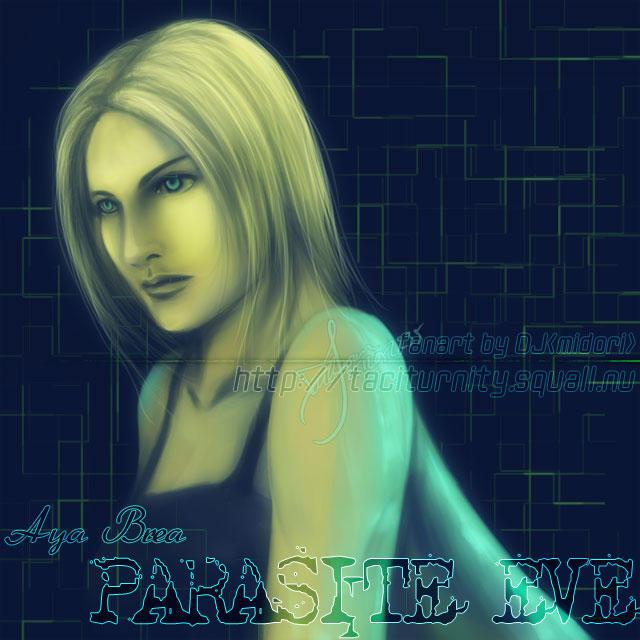 Parasite Eve - Aya Brea by djmidori