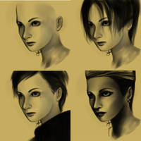 One face for all by djmidori