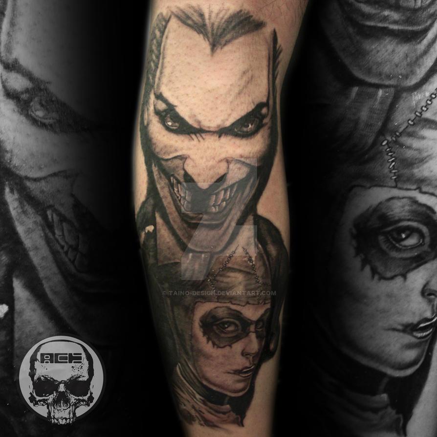5a62fc92b Joker by Taino-Design on DeviantArt