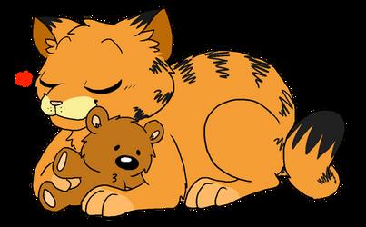 Happy 41st Birthday Garfield!!