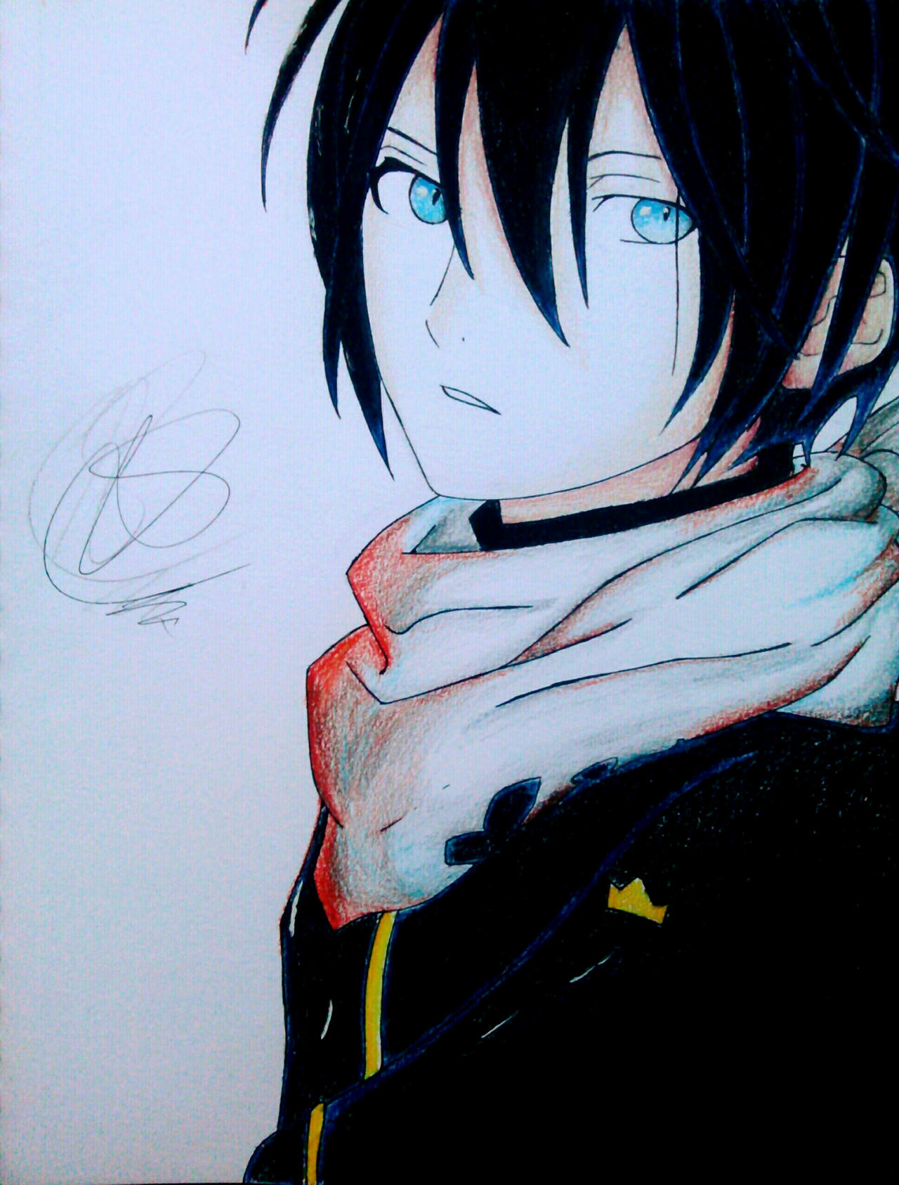 Yato(NORAGAMI) by styledsilver on DeviantArt