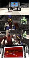 Falco suck on SF SNES huh..SEND IN THE woMAN