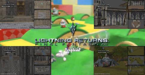 Lightning Returns scenery reupload