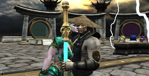 Request #3449 Raiden's approval from the Elder God