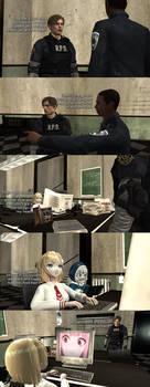 Fake detective : )