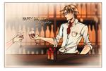 happy birthday, izumo by april-ame