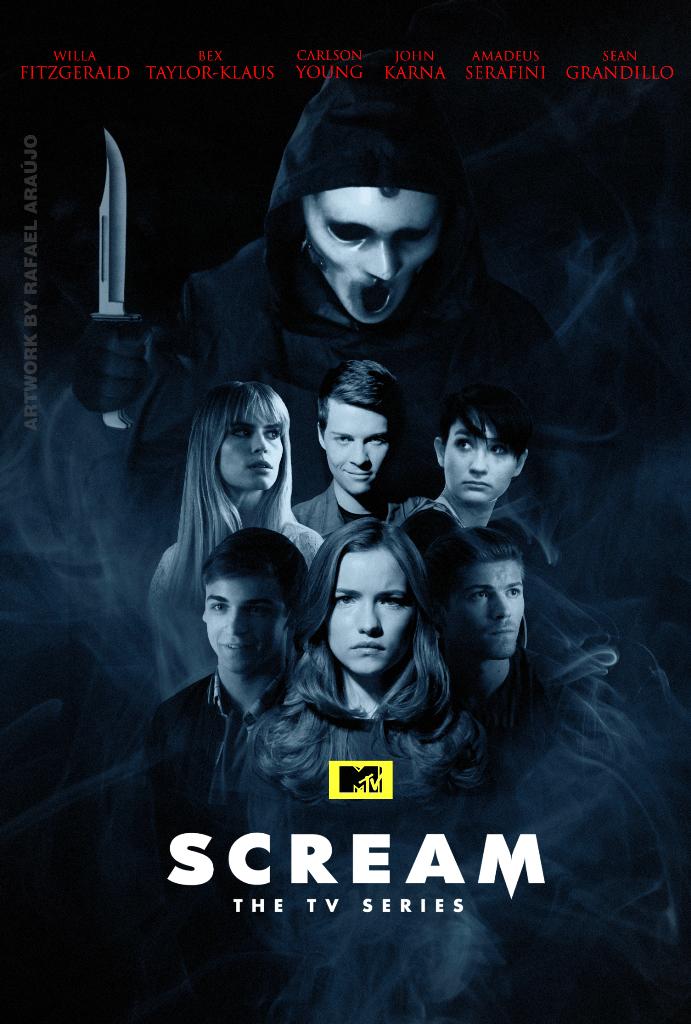 Scream Temporada 2 : Noticias,Fotos y Promos - Página 3 Scream_mtv___season_2_poster_fan_made_by_amazing_zuckonit-da6hhjg