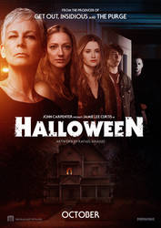 BLUM HOUSE'S Halloween 2018 (Fan Made Poster) by amazing-zuckonit