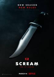 SCREAM (The TV Series) Season 3 Art Concept by amazing-zuckonit