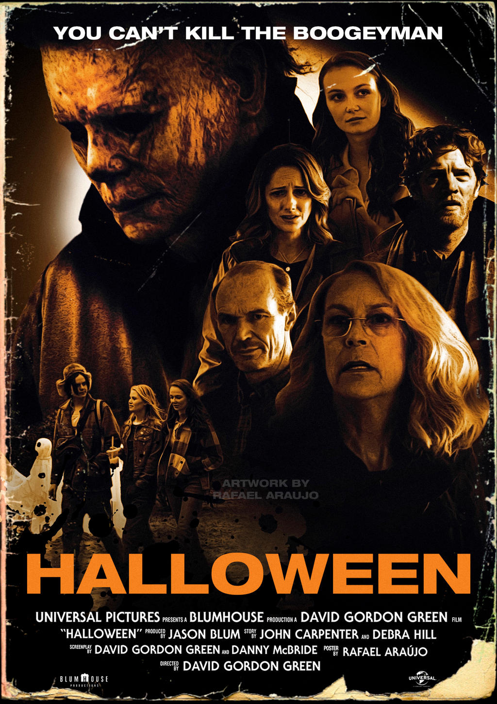 Halloween 2018 Fan Poster.Blum House S Halloween 2018 Fan Made Poster 6 By Amazing