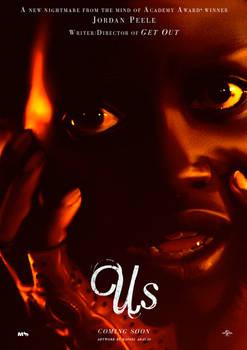 Us (2019) Lupita Nyong - Art Poster