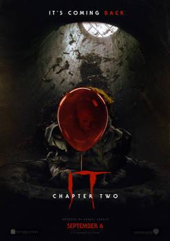 It: Chapter 2 (2019) Fan Poster