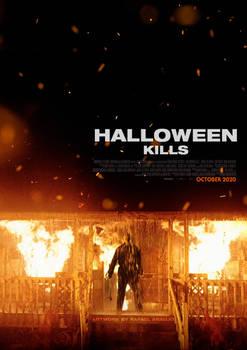 Halloween Kills (2020) Teaser Poster #2