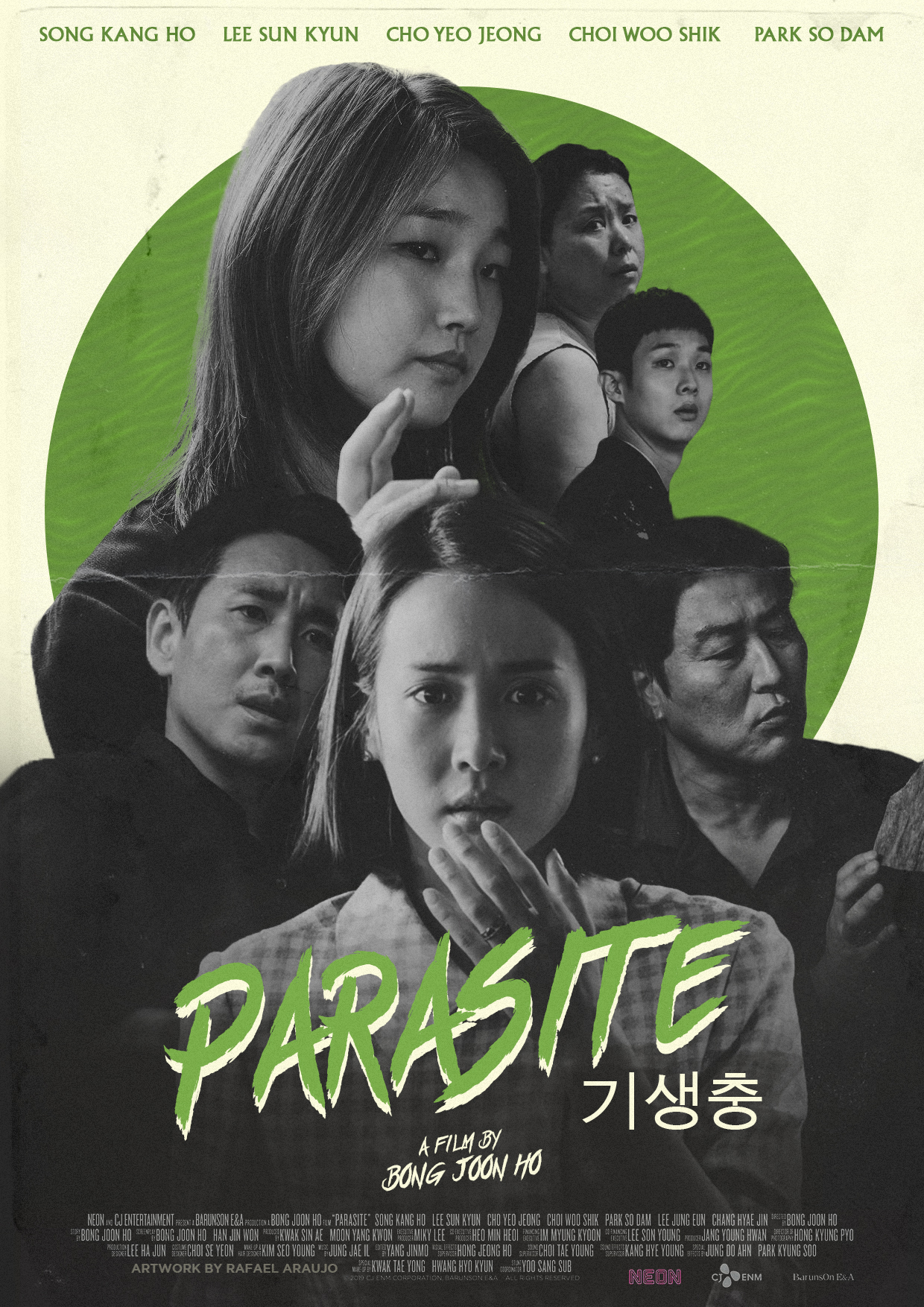 Parasite 2019 Vhs Cover By Amazing Zuckonit On Deviantart