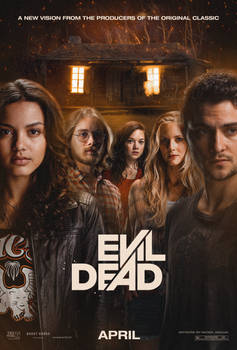 Evil Dead (2013) 90s Style
