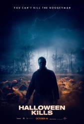 Halloween Kills (2020) Teaser Poster #4