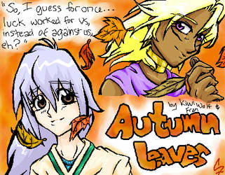Autumn Leaves by Meeps