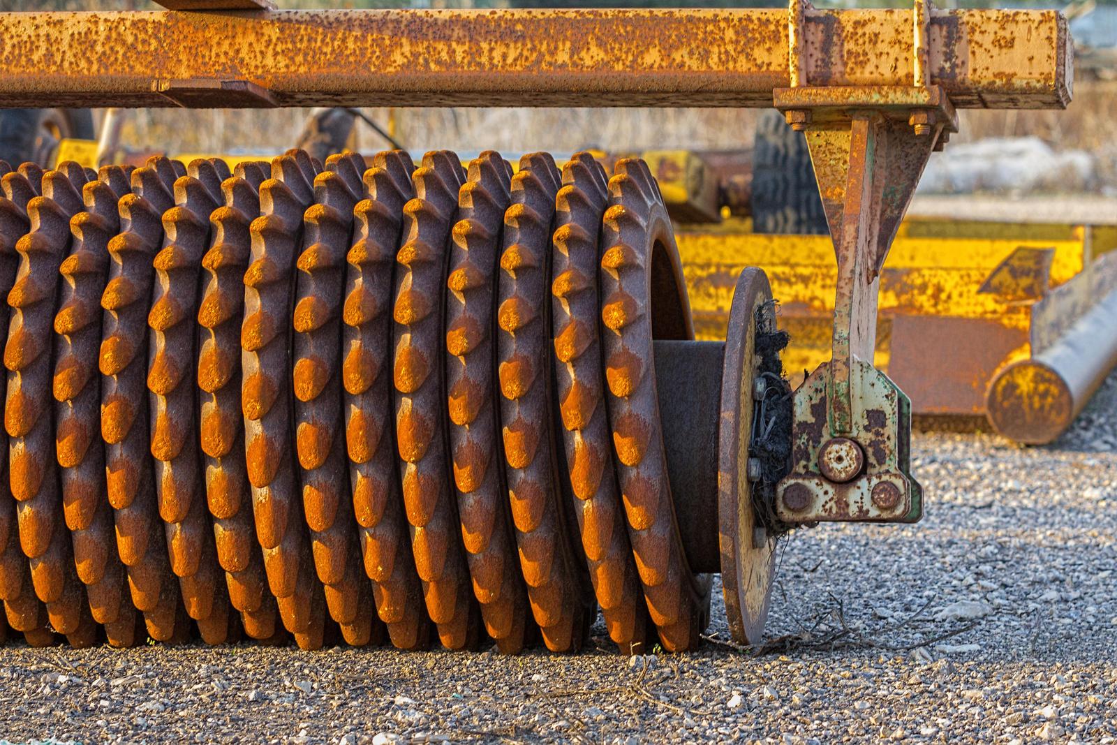 Cog wheel Industry Machine
