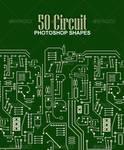 Computer Circuit Shapes