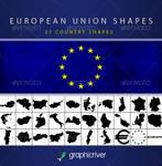 European Union Shapes