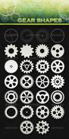26 Gear Shapes