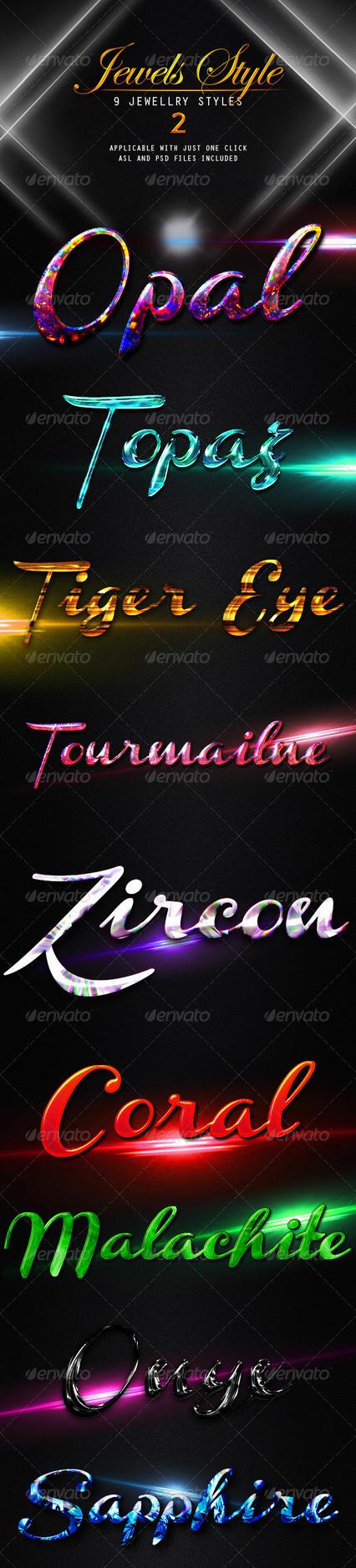 Jewel Styles 2 by sarthony
