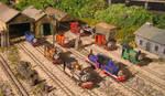 Skarloey Railway Roster