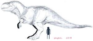 Praedosaurus Rex (Ravager Lizard-King)