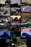 Southern Pacific Cab-Forward Collection by RattlerJones