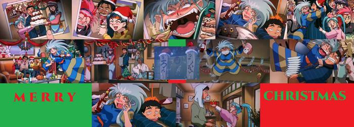 A Tenchi Muyo Christmas