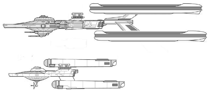 Thruxten-class by dantrekfan48