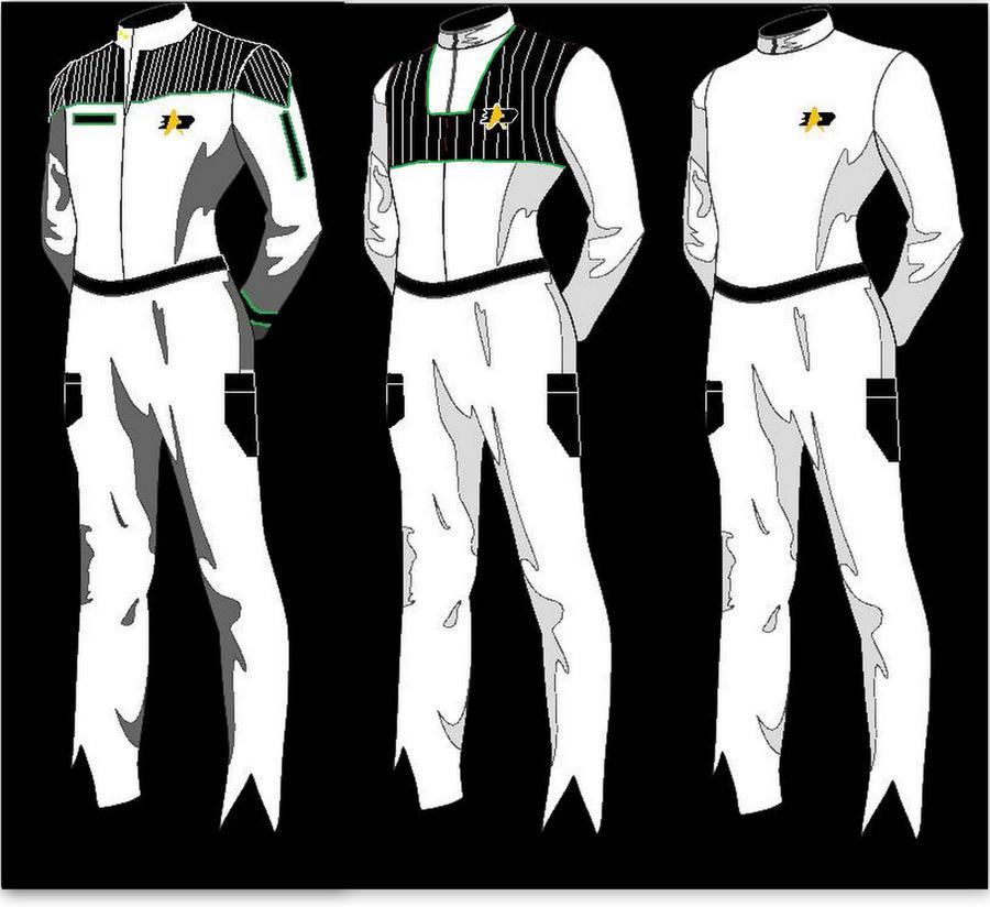 DP: Future Guys in White by dantrekfan48
