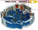 ST:OL USS Hornet bridge