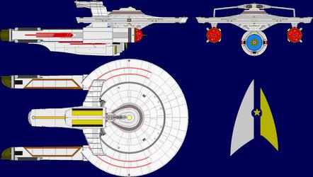 ST:4R: Korolev-class