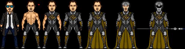 The Vigilantes: Cometman