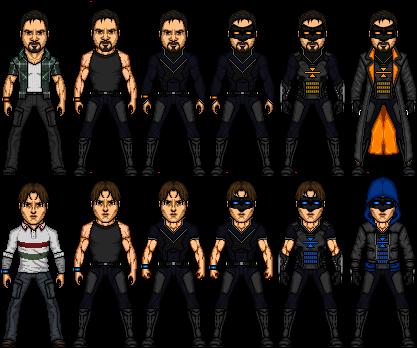 The Vigilantes: The Aeonnauts