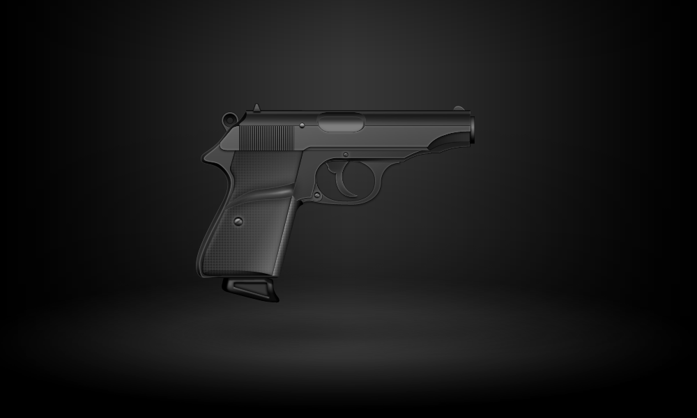 Walther PP black by hbielen