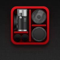 Camera app icon by hbielen
