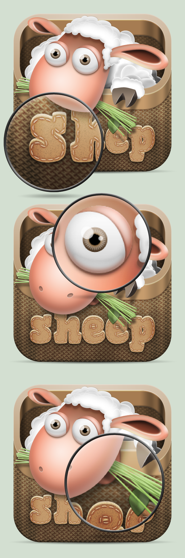 Sheep app details by hbielen