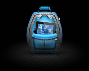 Backpack by hbielen