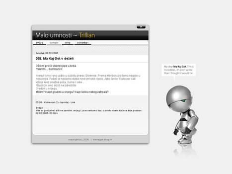Trillian Pro Blog