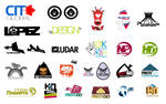 various logos by sounddecor